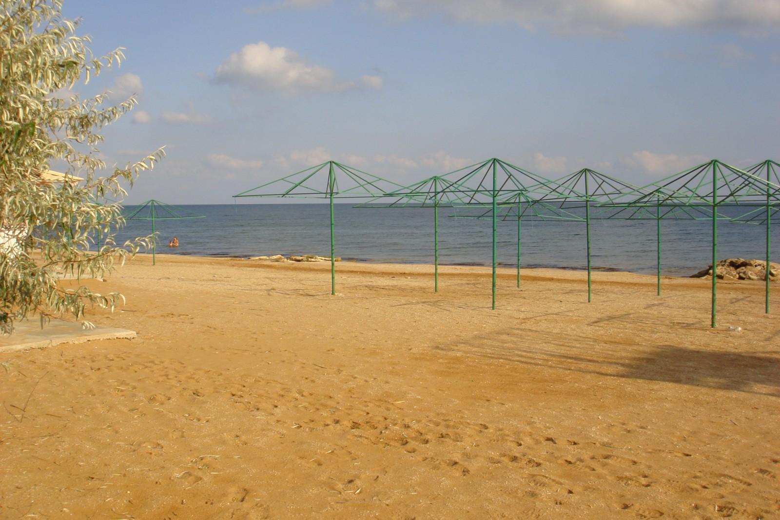 Крым феодосия посёлок береговое фото поселка и пляжа